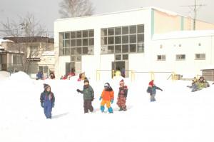 雪遊び集合 (2)