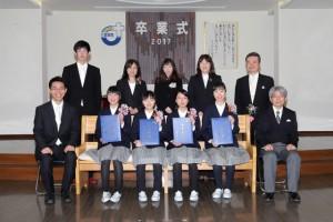 2017卒業式